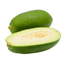 Papaya Verde (Unidad)