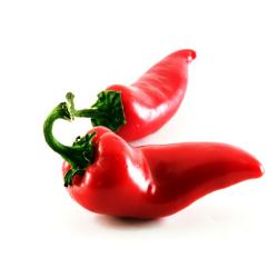 Chile rojo (400 gm) paquete